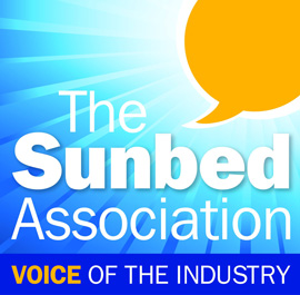 Sunbed Association Logo